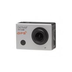 Spordikaamera Denver Electronics ACG-8050W 16 Mpx FULL HD Must Hõbedane