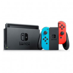 Nintendo Switch Nintendo 6,2 32 GB Sinine Punane