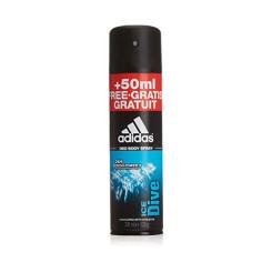 Pihustav deodorant Ice Dive Adidas (200 ml)