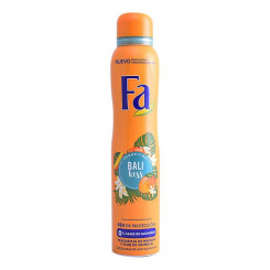 Pihustav deodorant Bali Kiss Fa (200 ml)