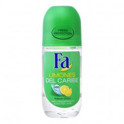 Kariibi sidruni rulldeodorant Fa (50 ml)