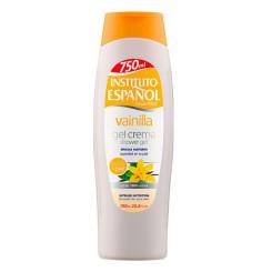 Vanillipiima lõhnaline dušigeel Instituto Español (750 ml)