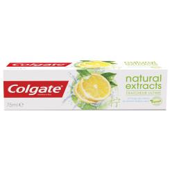 Hambapasta Natural Extracts Colgate (75 ml)