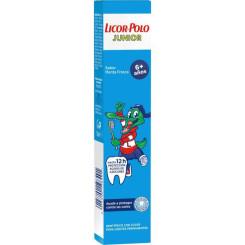 Зубная паста Licor Del Polo Junior Мята (75 ml) (Пересмотрено A+)