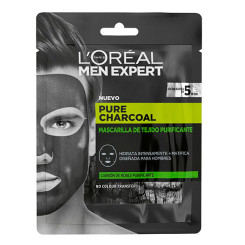 Näomask Pure Charcoal L'Oreal Make Up