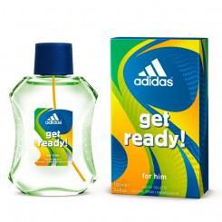 Meeste parfümeeria Get Ready! Adidas EDT (100 ml)