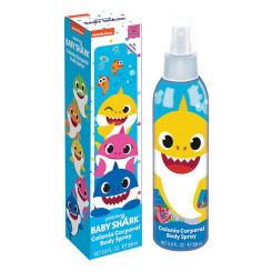 Lasteparfüümid Baby Shark Cartoon EDC (200 ml)