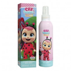 Lasteparfüümid Cry Babies Cartoon EDC (200 ml)