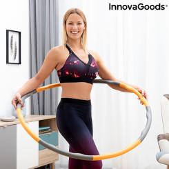 Eemaldatava vahtkattega Fitness treeningrõngas O-Waist InnovaGoods