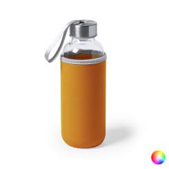 Klaaspudel Neopreenist Kattega (420 ml) 145513