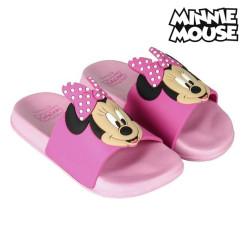 Lastele Plätud Minnie Mouse Must