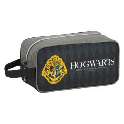 Дорожная сумка для обуви Hogwarts Harry Potter Чёрный Серый