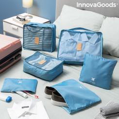 Набор сумок-органайзеров для чемоданов Luggan InnovaGoods 6 предметы