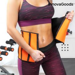 Сокращающий Спортивный Пояс с Эффектом Сауны для Похудения InnovaGoods