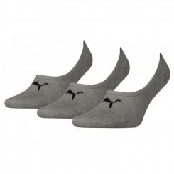 Спортивные гольфы Puma FOOTIE (3 пар) Серый