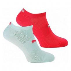 Короткие носки Puma PERFORMANCE TRAIN LIGHT Розовый (2 пар)