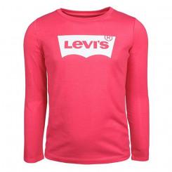 Детская рубашка с длинным рукавом Levi's L/S BATWING