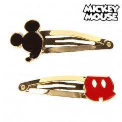 Juukseaksessuaarid Mickey Mouse 75308 (2 pcs)