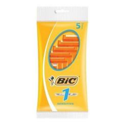 Станок для бритья Bic Sensitive 1 (5 uds)