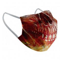 Hügieeniline taaskasutatav kangasmask/riidemask Täiskasvanu Deemon