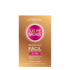 Салфетки с автозагаром Sublime Bronze L'Oreal Make Up (2 uds)