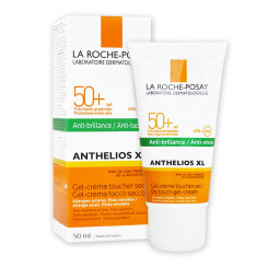 Päikesekaitse Geel Anthelios Dry Touch La Roche Posay Spf 50 (50 ml)