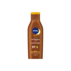 Молочко после загара Protege & Broncea Nivea (200 ml)