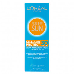 Солнцезащитный крем Sublime Sun L'Oreal Make Up Spf 30 (75 ml)