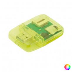 Kaardilugeja USB 2.0 SD 143509